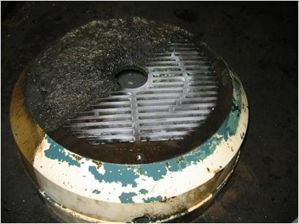 Limpeza com gelo seco melhora a eficiência do motor
